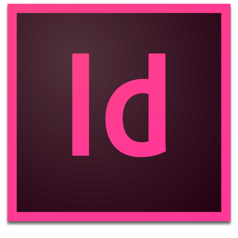 Adobe InDesign CC mnemonic RGB 1024px