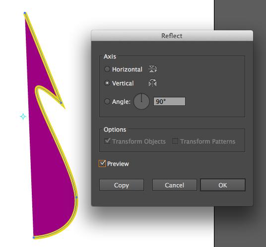 using reflect tool