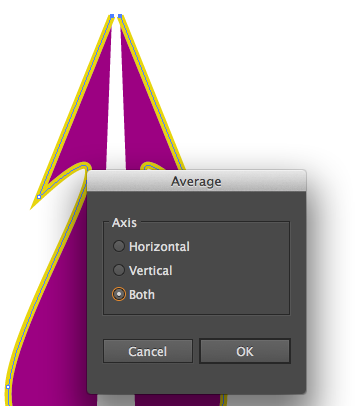 reflect and symmetry in illustrator