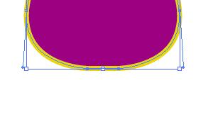 reflections in illustrator